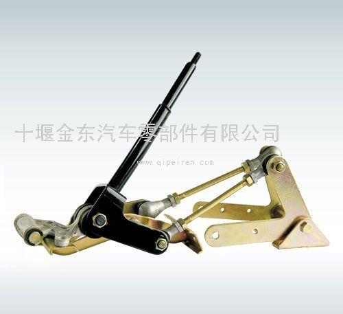汽车零部件有限公司 供应产品 变速箱换挡机构系列 操纵杆及支座总成