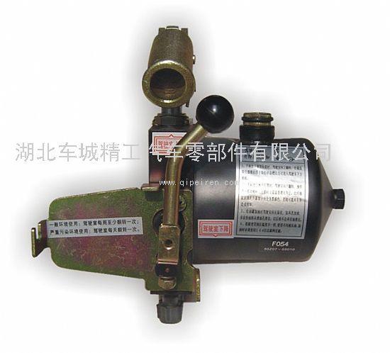 液压手动油泵(右置车)wg9719826001图片