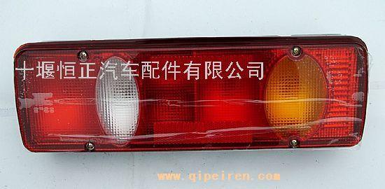东风天龙后尾灯总成3773020 kc100 高清图片