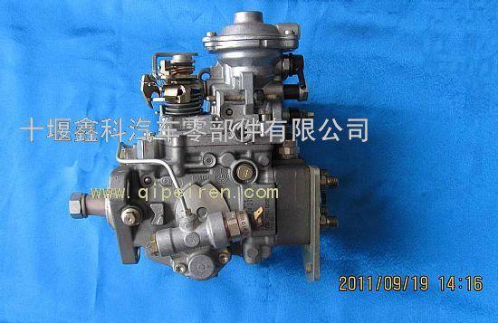 发动机汽油燃油泵结构视图