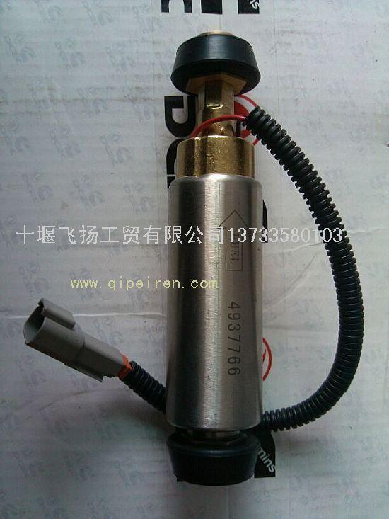 东风康明斯欧3电喷雷洛电子输油泵总成49377664937766