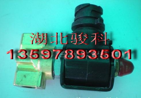 东风天龙雷诺发动机发动机熄火电磁阀5010360034 雷诺