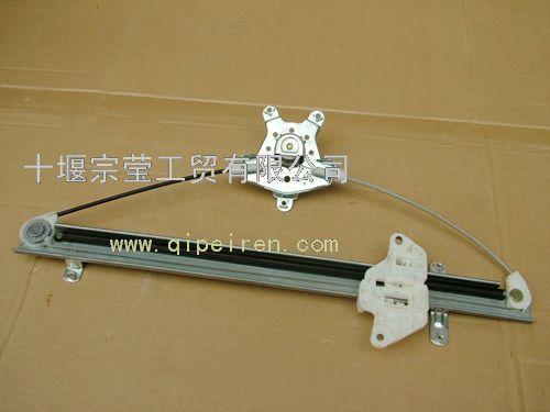 供应产品 东风天龙内饰件系列 左门玻璃升降器(手动)  配件名称: 左门