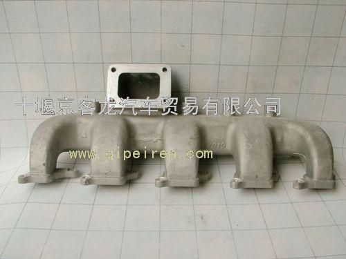 进气管价格 东风4h发动机进气管厂家 十堰京客龙汽车贸易有高清图片