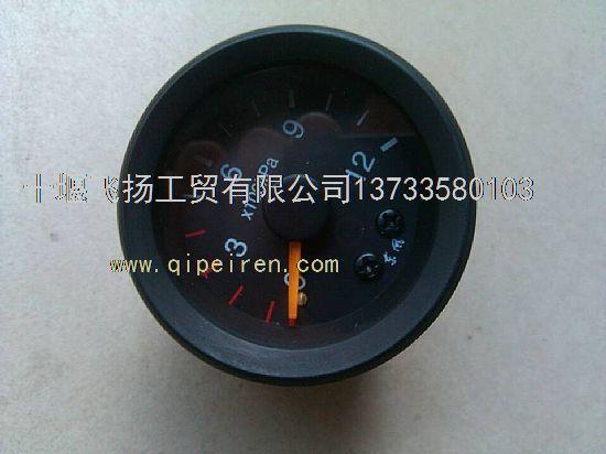东风eq153空气压力表总成(粗牙)3816by-0103816by图片
