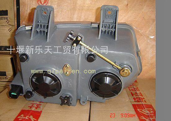 东风天锦左/右前组合大灯3772010-c1200