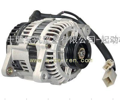 供应长安汽车发电机jfz1825d适用于长安465q充电机jfz