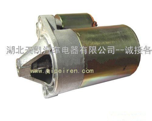奇瑞qq3 qq6 372 472 发动机 系列起动机 启动马达qd1112qd1112
