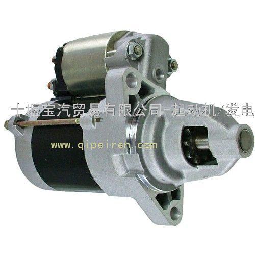 供应电装起动机4280000230,807383,809054,190-6125 百力通先锋v型