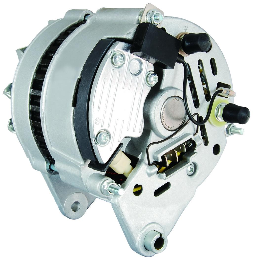 供应卢卡斯54022096福特拖拉机柴油充电机54022262