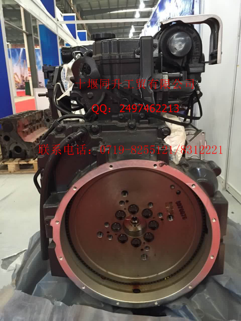 7发动机东风康明斯 柴油发动机qsb6.